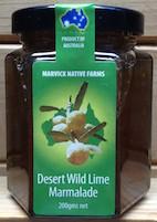 Desert Wild Lime Marmalade