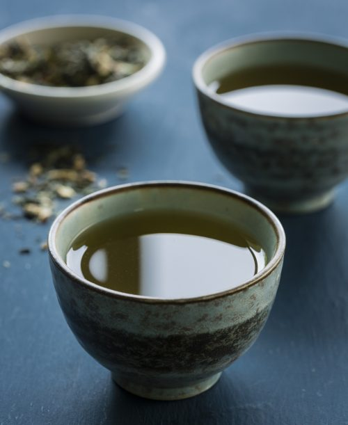 Lemon Myrtle, Ginger & Green Tea