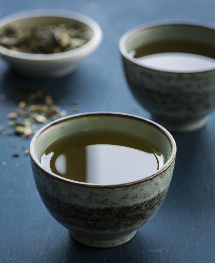 Lemon Myrtle, Ginger & Green Tea