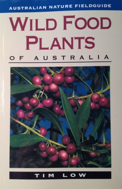 Book - Wild Food Plants Field Guide