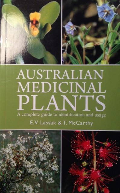 Book - Australian Medicinal Plants
