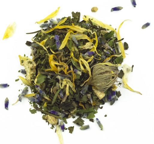Wild Mint & Lavender Tea