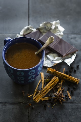 Roasted Wattleseed & Pepperberry Chai Mocha