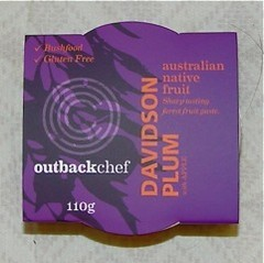 Davidson Plum - Fruit Paste