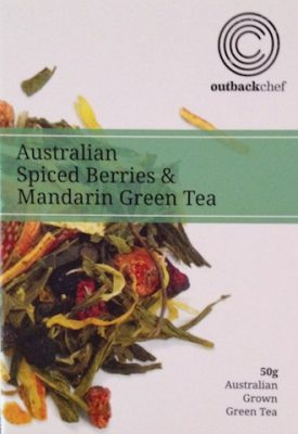 Australian Spiced Berries & Mandarin Green Tea