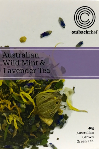 Wild Mint bushfood tea