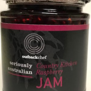 OutbackChef's Country Kitchen Raspberry Jam