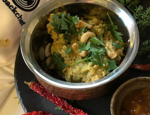 Outback Bush Lentil Curry – quick, easy and awesome plant-based curry