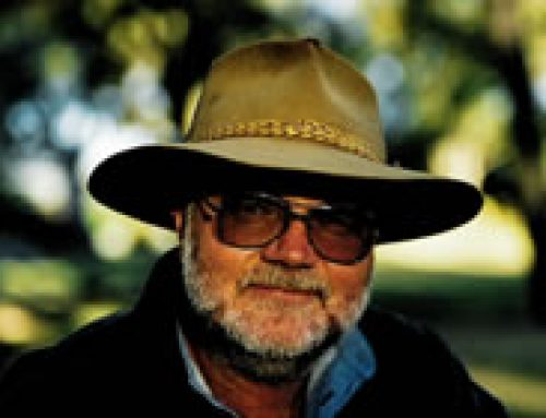 "The OutbackChef Podcast with Australian author, Bill ""Swampy"" Marsh"