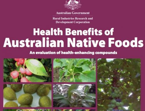 The Health Aspects of Australian Native Food