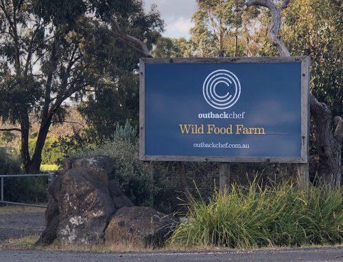 OutbackChef's Wild Food Farm