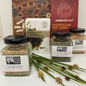 wild spice box