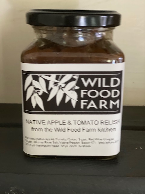 native apple relish
