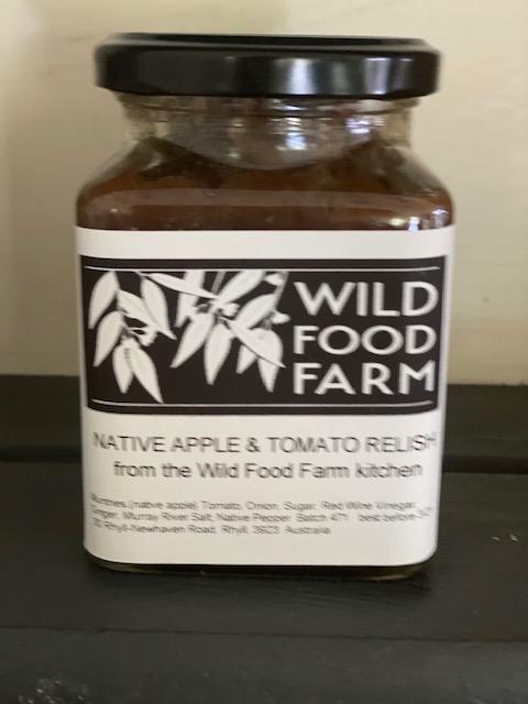 native apple relish
