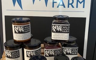 Wild Food Farm preserves