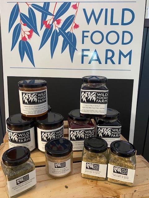 Wild Food Farm preserves